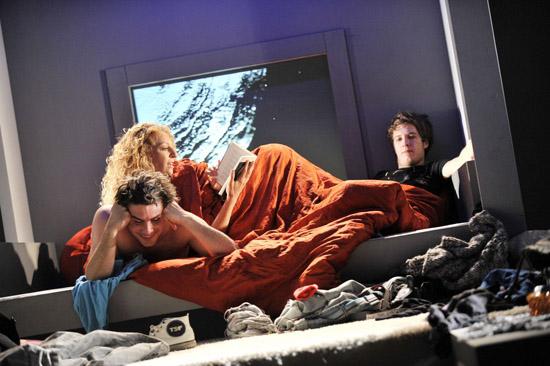 Dark Side of the Moon, Regie: Nicole Claudia Weber, Foto: Helge Bauer