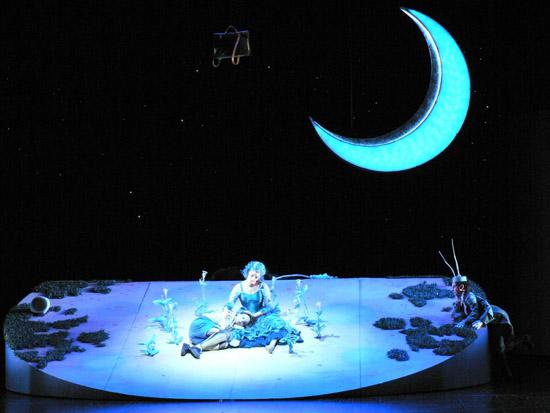 Pinocchio, Regie: Nicole Claudia Weber, Foto: Helge Bauer