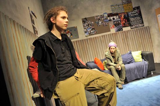 Trockenrausch, Regie: Nicole Claudia Weber, Foto: Helge Bauer
