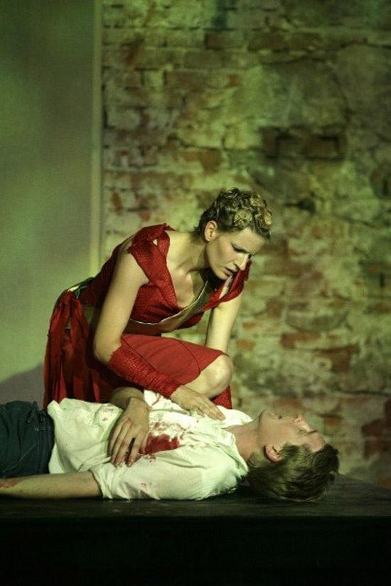 Venus + Adonis, Regie: Nicole Claudia Weber, Foto: Opera de Camera, Christian Herzenberger