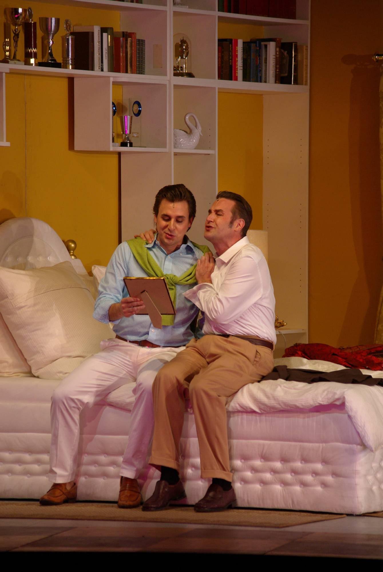 die Fledermaus,staatstheater darmstadt,regie:nicole claudia weber,foto:friedrich eggert