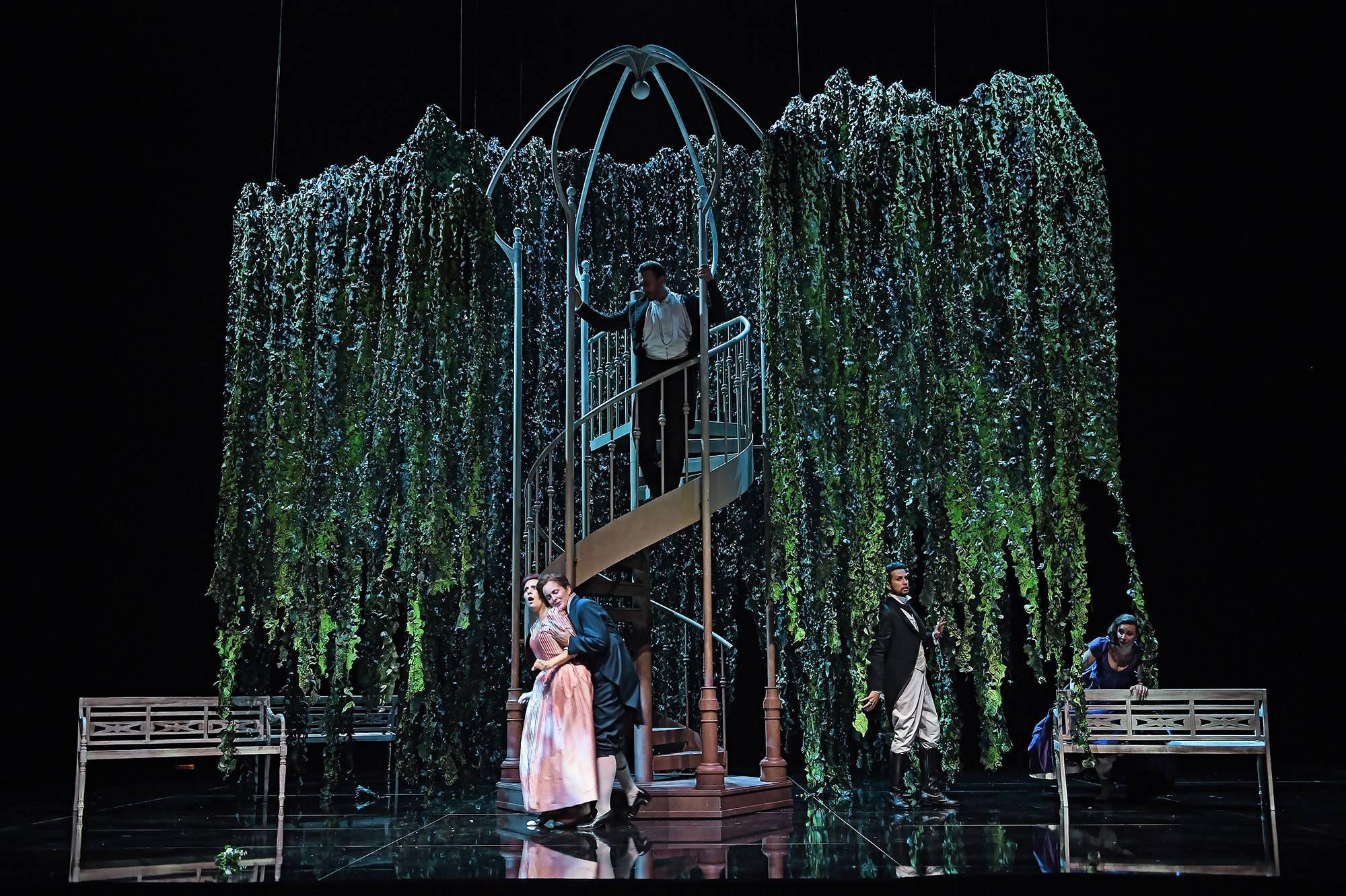 le nozze di figaro,theater st gallen, regie: nicole claudia weber,foto:Andreas J. Ettler