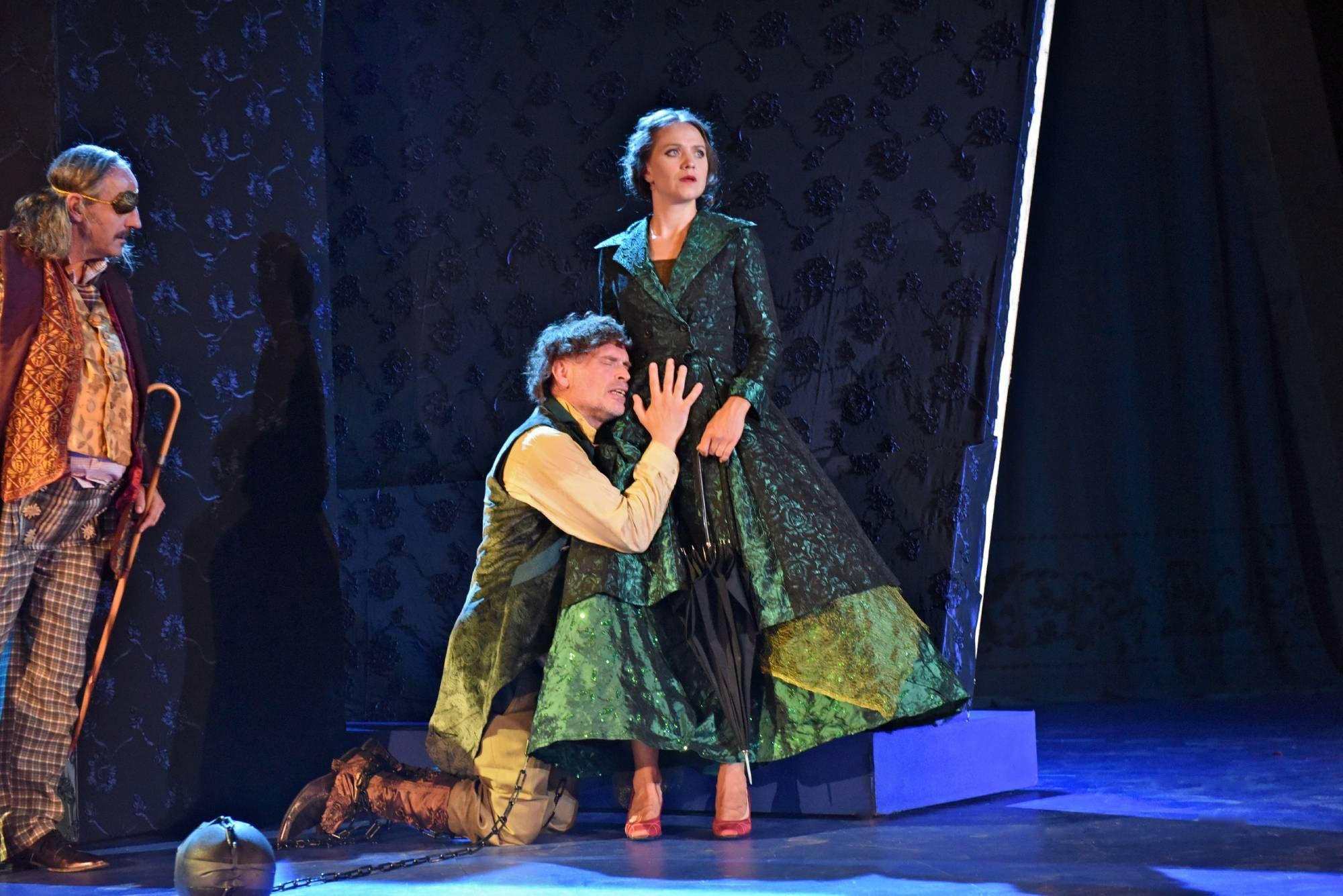 Brüderlein fein, Regie: Nicole Claudia Weber, Foto: Joachim Kern