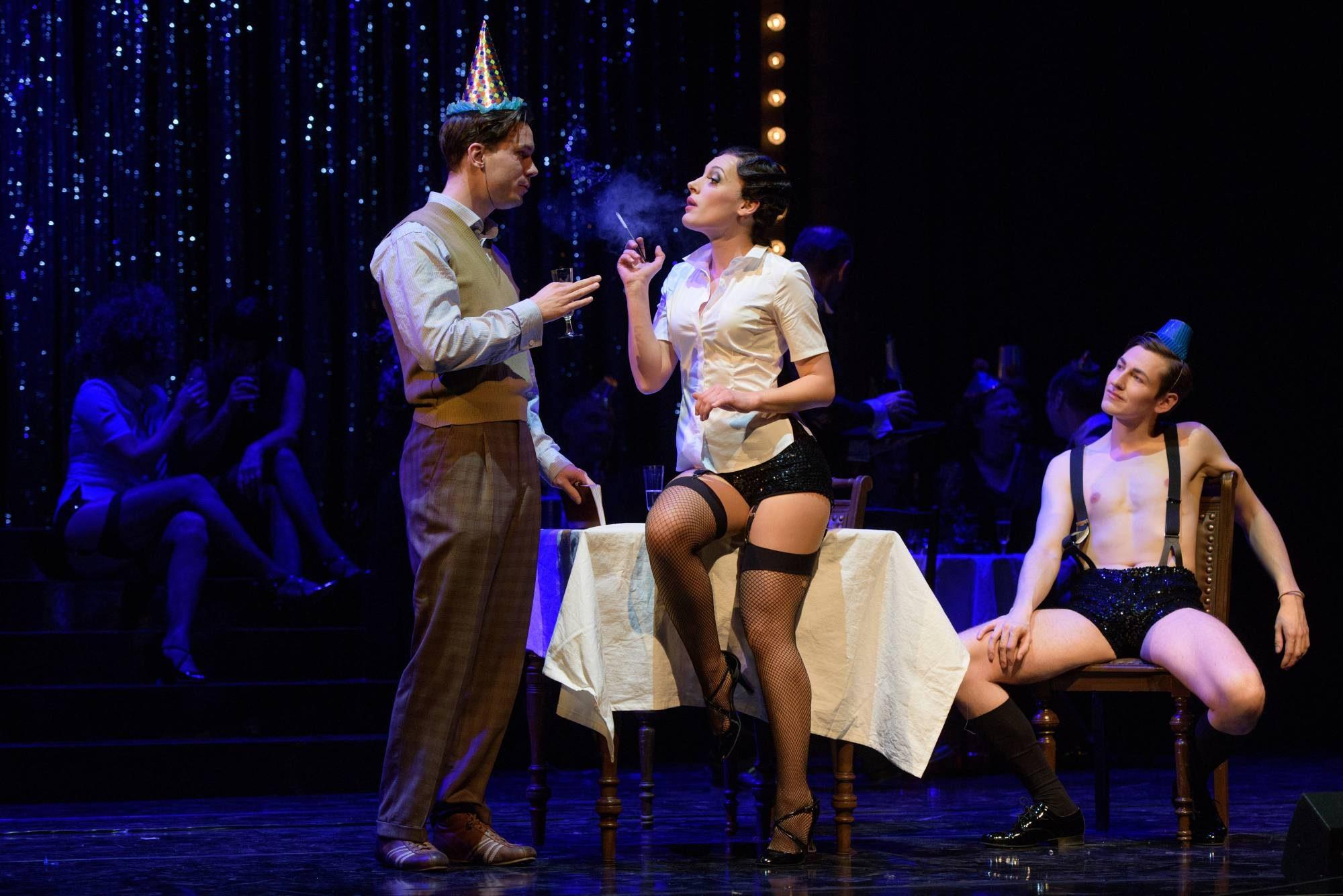 Cabaret, Regie: Nicole Claudia Weber, Foto: Candy Walz