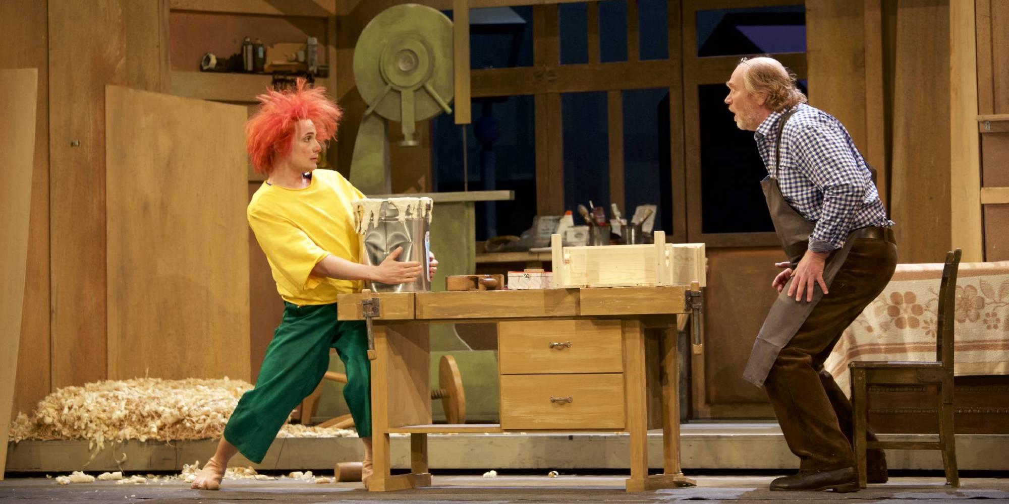 Pumuckl, Regie: Nicole Claudia Weber, Foto: Christian Zach