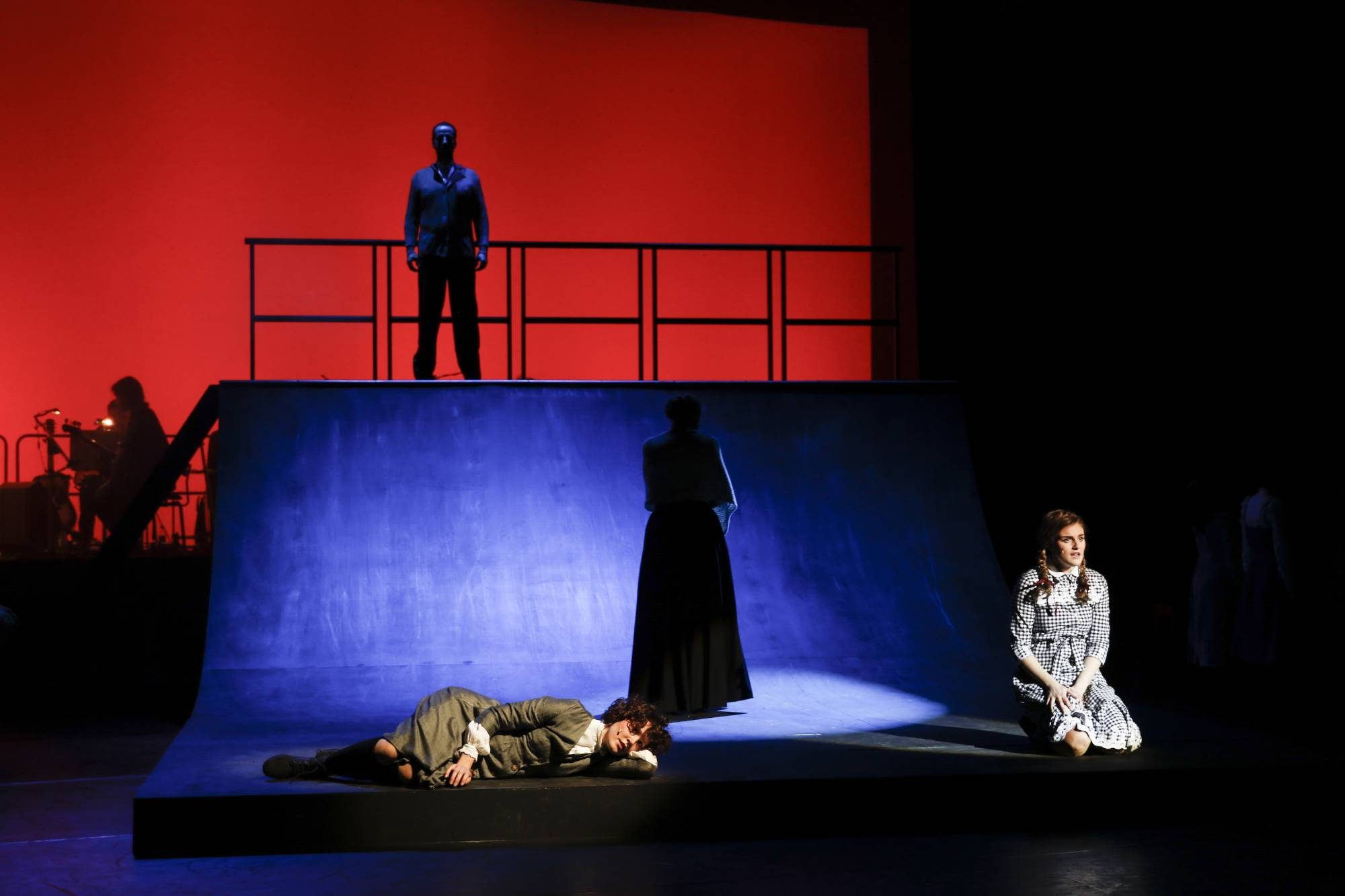 Spring Awakening, Regie: Nicole Claudia Weber, Foto: Felix Rabas