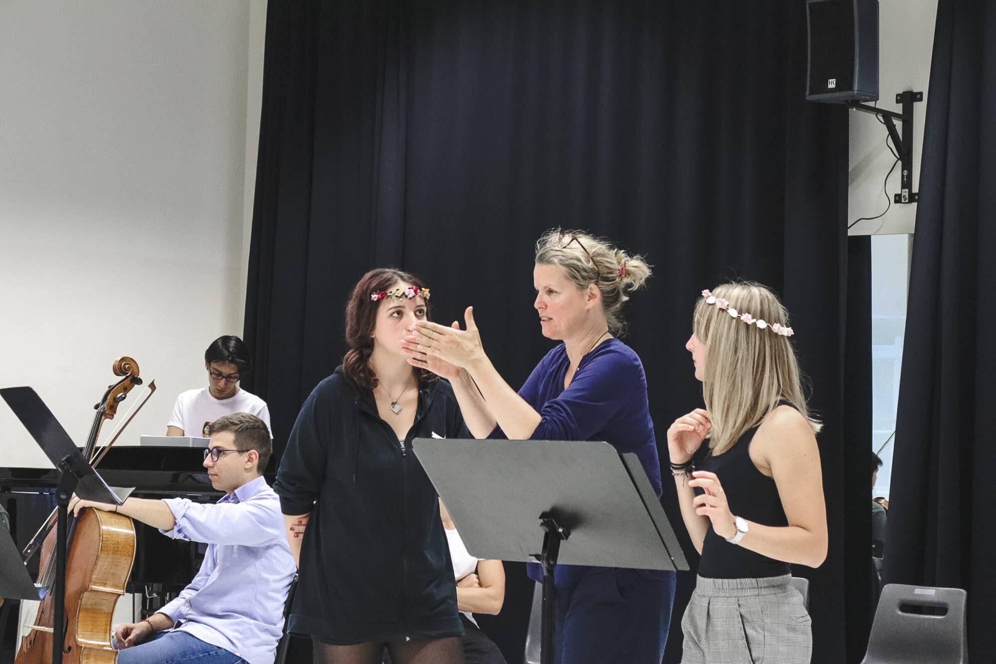 Studierende MUK priv. Universität für Musik und Darstellende Kunst Wien
